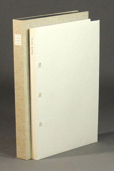 : The Limited Editions Club, 1987. Edition limited to 800 copies signed by the artist, sm 4to, pp. 5...