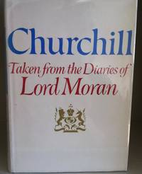 Churchill Taken from the Diaries of Lord Moran: The Struggles for Survival 1940-1965