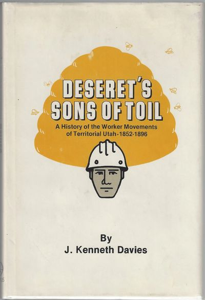 Salt Lake City: Olympus Publishing Company, 1977. First Edition. 264pp. Octavo White printed boards....
