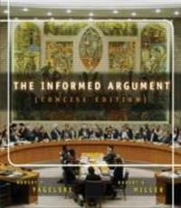 The Informed Argument by Robert Keith Miller; Robert P. Yagelski - Paperback - 2003 - from ThriftBooks and Biblio.com