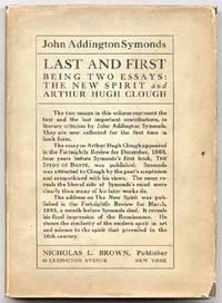New York: Nicholas L. Brown, 1919. Hardcover. Fine/Near Fine. First American edition. Fine in very n...