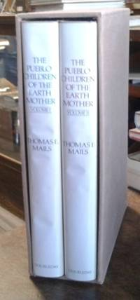 image of The Pueblo Children of the Earth Mother (SIGNED with an Original Sketch)   Two Volumes in Slipcase