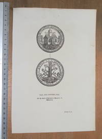 image of Seal and counter seal of the Earl of Leicester's Hospital in Warwick. [Private, W.S.]