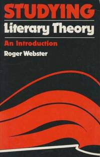 Studying Literary Theory: An Introduction