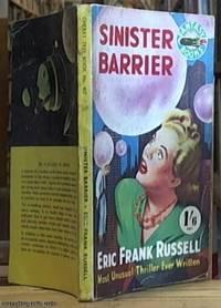 image of Sinister Barrier
