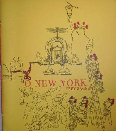 Brooklyn: Ugly Duckling Presse, 2004. First edition. Paperback. Very Good. Wide decorated sewn wrapp...