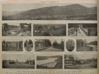 New York City to Spend $162,000,000 For an Addition to Its Water Supply, a double page spread from the Leslie's Weekly
