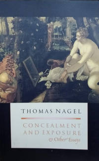 image of Concealment and Exposure:  And Other Essays