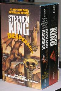 Stephen King Box Set:  Desperation, The Regulators  -(two soft covers in box/slipcase)-