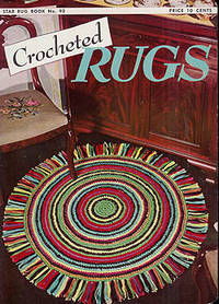Crocheted Rugs, Star Book No. 93