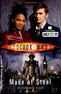 image of Doctor Who: Made of Steel by Dicks, Terrance (2007)