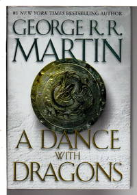 image of A DANCE WITH DRAGONS: Book Five of A Song of Ice and Fire.