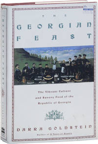 image of The Georgian Feast: The Vibrant Culture and Savory Food of the Republic of Georgia