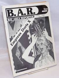 B. A. R. Bay Area Reporter: vol. 5,  #1, January 9, 1975; Empress Doris X.