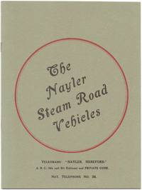 image of Illustrated Catalogue of Steam Road Vehicles and Tractors manufactured by Nayler & Co. Ltd.