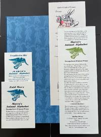 Marco's Animal Alphabet : With The Publisher's Prospectus, Order Form And Other Incline Press...