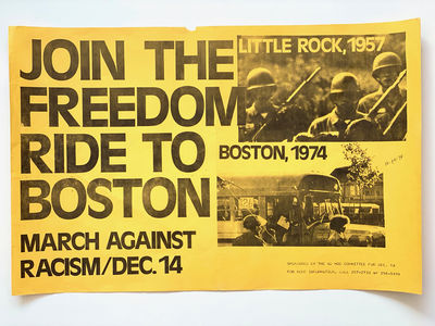 Join the Freedom Ride to Boston....