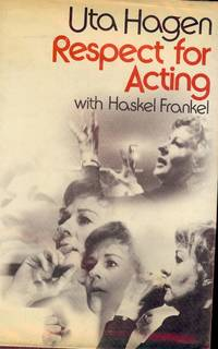 RESPECT FOR ACTING by  Uta HAGEN - Hardcover - 1978 - from Antic Hay Books (SKU: 1056)