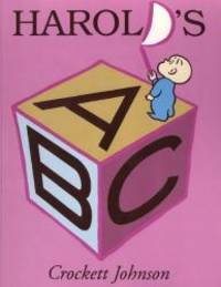 image of Harold's ABC (Turtleback School & Library Binding Edition) (Purple Crayon Book)