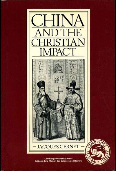 New York: Cambridge University Press, 1987. Book. Very good+ condition. Paperback. Reprint edition. ...
