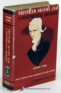 image of Tristram Shandy -and- A Sentimental Journey Through France and Italy  (Modern Library Giant #G56.1)