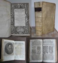 OPERA QUAE EXTANT OMNIA  hoc est, commentarii in VI. libros Pedacii Dioscoridis Anazarbei de Medica materia.