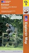 image of Exmoor (Explorer Maps) (OS Explorer Map Active)