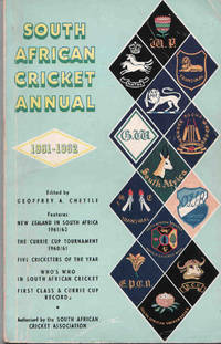 South African Cricket Annual 1961-1962 (Volume 9)