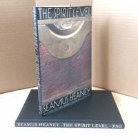 image of The Spirit Level: Poems