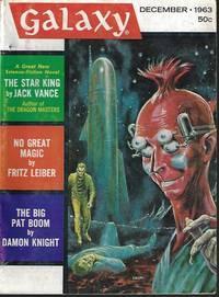 "GALAXY Magazine: December, Dec. 1963 (""The Star King"")"