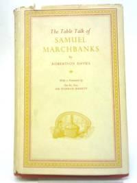 The Table Talk of Samuel Marchbanks