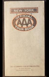 Official AAA Tour Book: New York [with map]