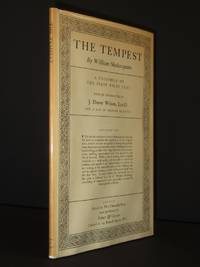 The Tempest by William Shakespeare / J. Dover Wilson (Intro.) - 1st Edition  - 1928 - from Tarrington Books and Biblio.com