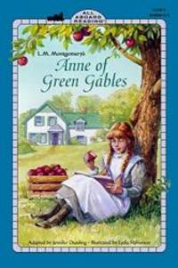 image of Anne of Green Gables (All Aboard Reading)