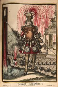 Larmessin (Nicolas de): Costumes grotesques,