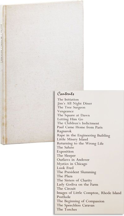 Santa Barbara: Unicorn Press, . First Edition. Limited to 1300 copies of which this is one of 250 bo...