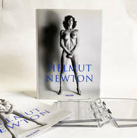Helmut Newton [2009 Re-Issue of the Original Sumo Edition with Acrylic Book Stand]