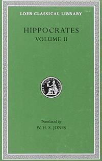 image of Prognostic. Regimen in Acute Diseases. The Sacred Disease. The Art. Breaths. Law. Decorum. Physician (Ch. 1). Dentition: v. 2 (Loeb Classical Library *CONTINS TO info@harvardup.co.uk)