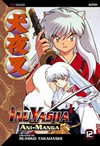 Inuyasha Ani Manga