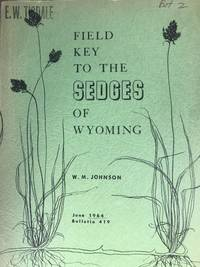 Field Key to the Sedges of Wyoming
