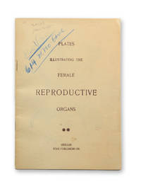 Plates Illustrating the Female Reproductive Organs.