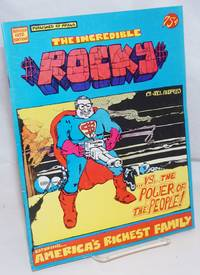 image of The incredible Rocky vs the power of the people! Featuring... America's richest family.  Revised edition