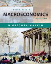 image of Principles of Macroeconomics (with Xtra!)