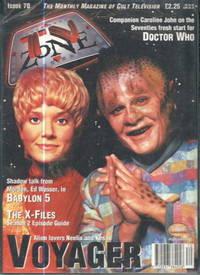TV Zone Magazine Issue 70 September 1995