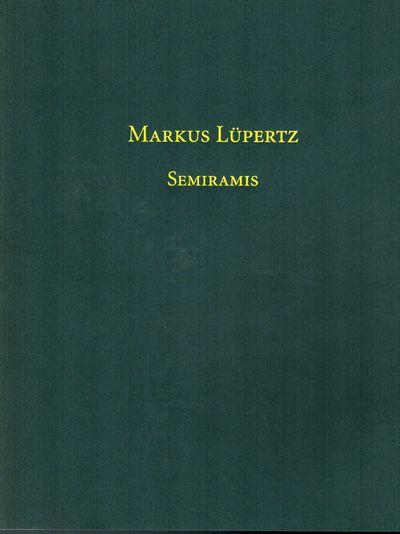 NY: Knoedler, 2002. First edition. Paperback. Orig. printed stiff wrappers. Fine. Lupertz, Markus. 4...