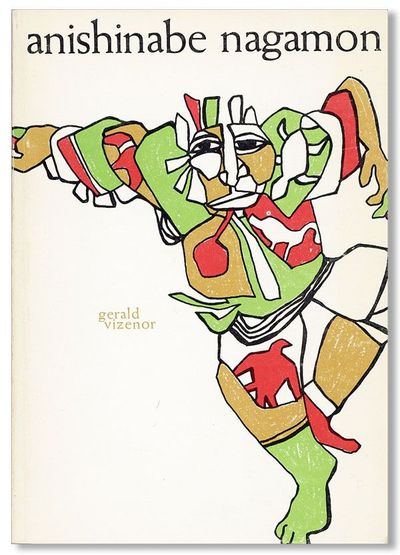 : Nodin Press, . 12mo (17.5cm.); publisher's white pictorial card wrappers; 132pp.; illus. Minor ton...