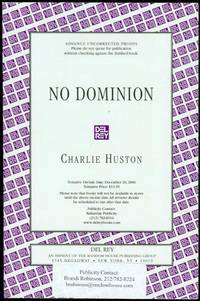 image of No Dominion