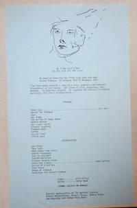Artist Program - de l'ame pour l'ame (of the soul for the soul) An Evening Honoring the First True Poet and Seer Arthur Rimbaud 20 Octobre 1854 10 Novembre 1891