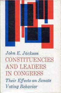 Constituencies and Leaders in Congress.