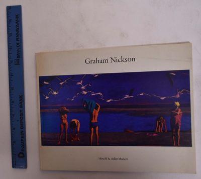 New York: Hirschl & Adler Modern, 1986. Paperback. VG- light tanning to wraps.. White and color-illu...